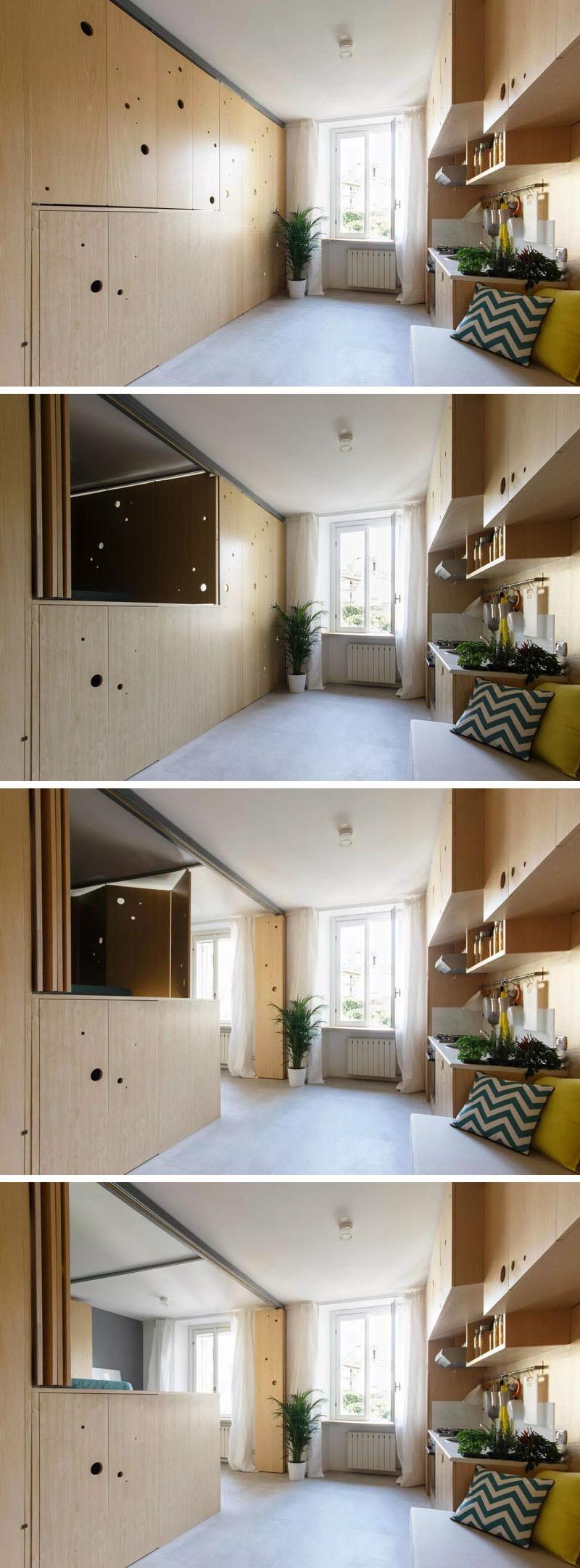 Интерьер маленькой квартиры в светлых тонах