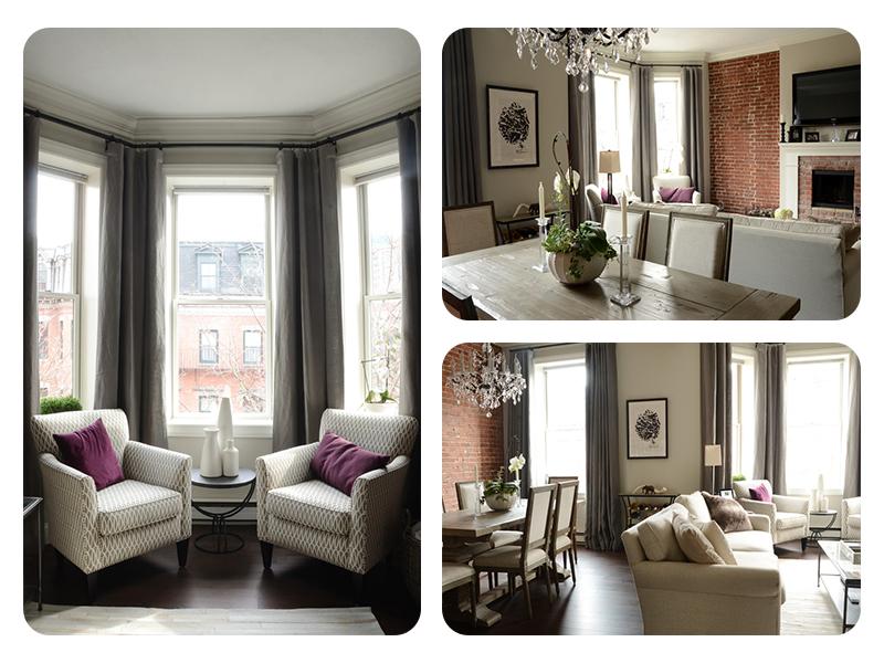 Интерьер маленькой квартиры в классическом стиле