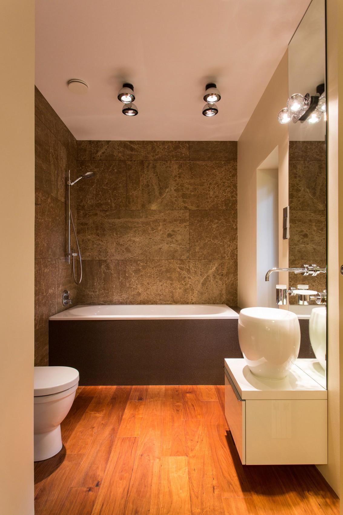 Примеры дизайна ванная комната