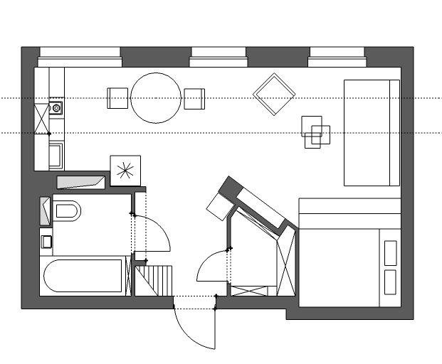 Дизайн интерьера от Киры Чувалевой