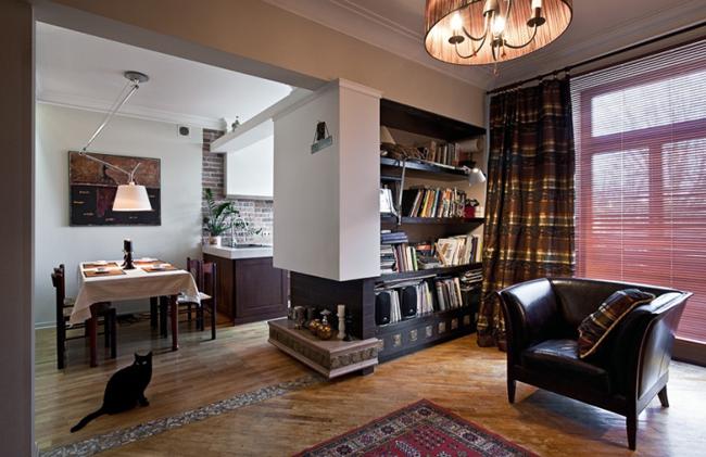 дизайн малогабаритных квартир фото