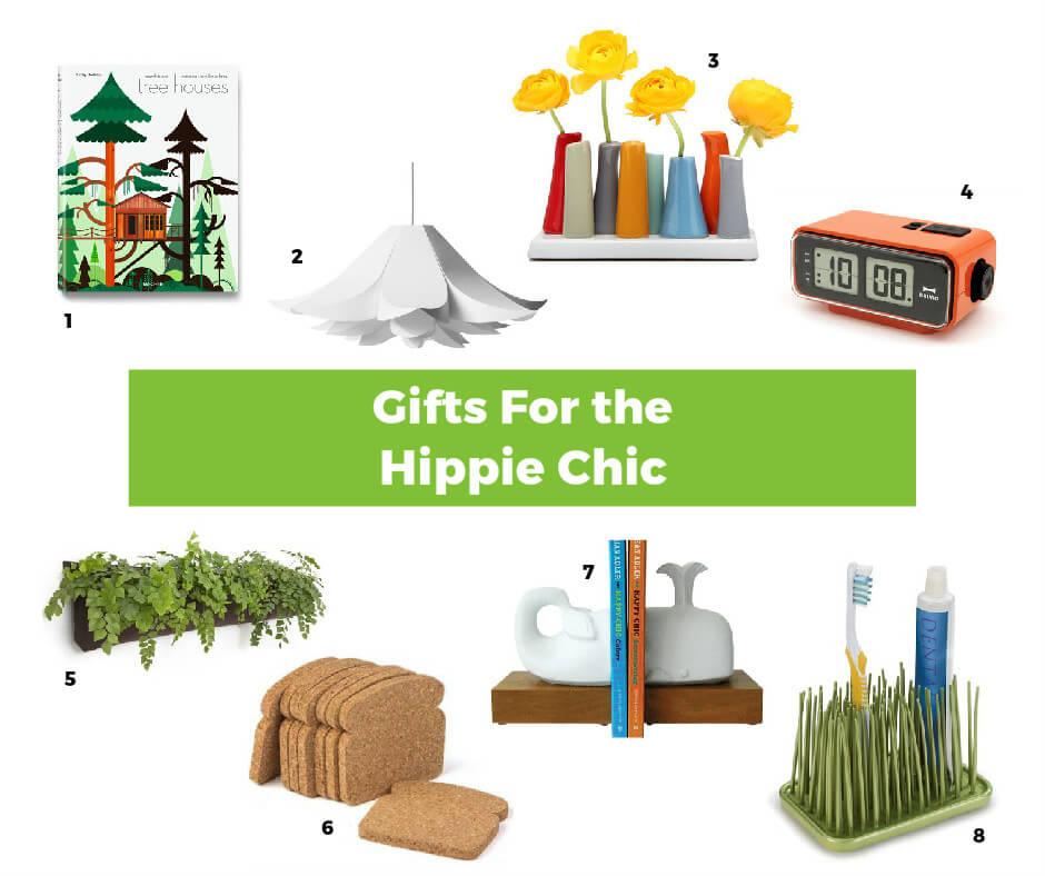 Интересные идеи подарков в стиле хиппи