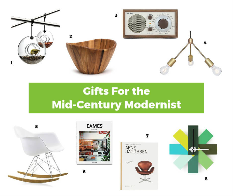 Интересные идеи подарков в стиле MCM