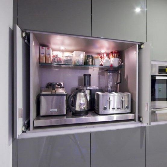 Шкаф для кухонной техники