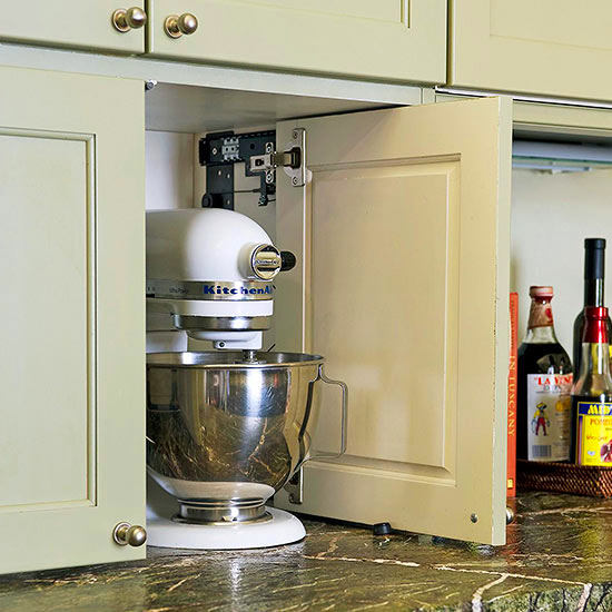 Шкафчик для кухонной техники