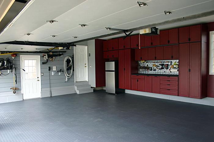 острого фото гаражей в частных домах внутри сама рассказала