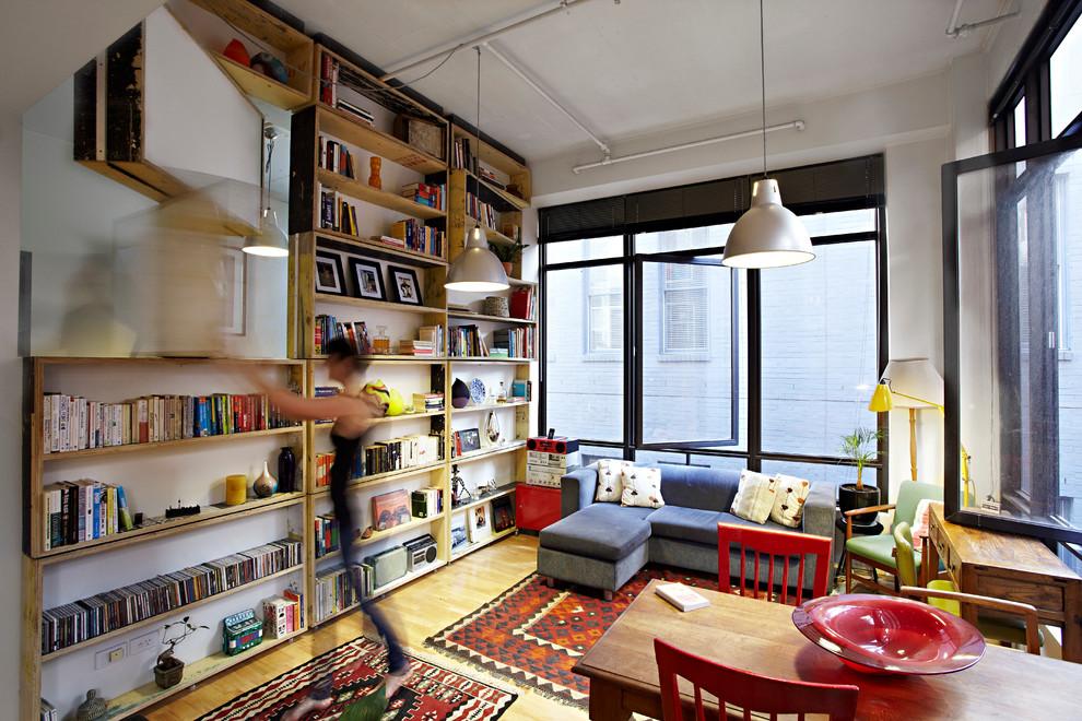 Трансформируемая мебель в гостиной