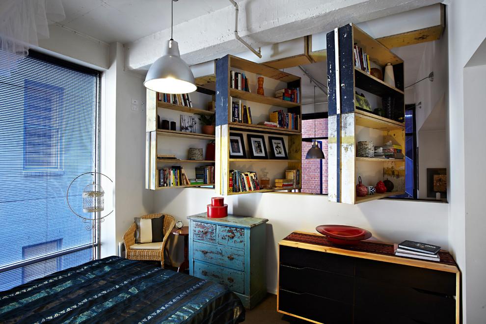 Трансформируемая мебель в спальне