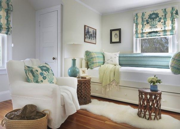 Маленькая уютная гостиная