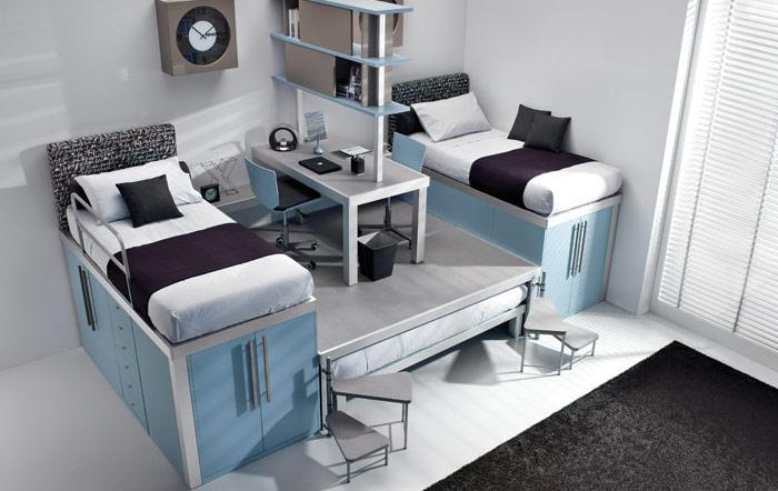Мебельный гарнитур для комнаты в общежитии