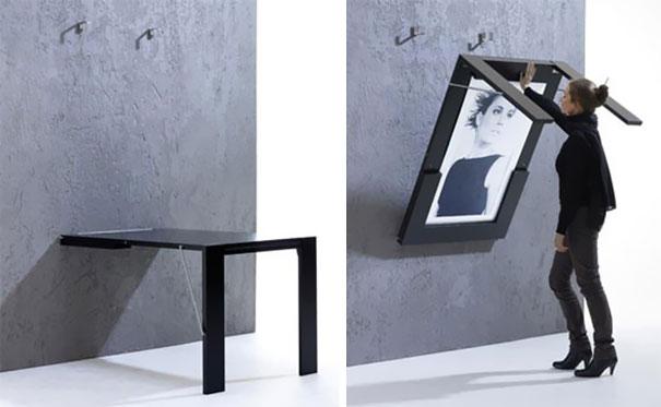 Откидной стол-картина