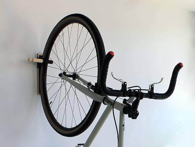 Крепление для велосипеда дома