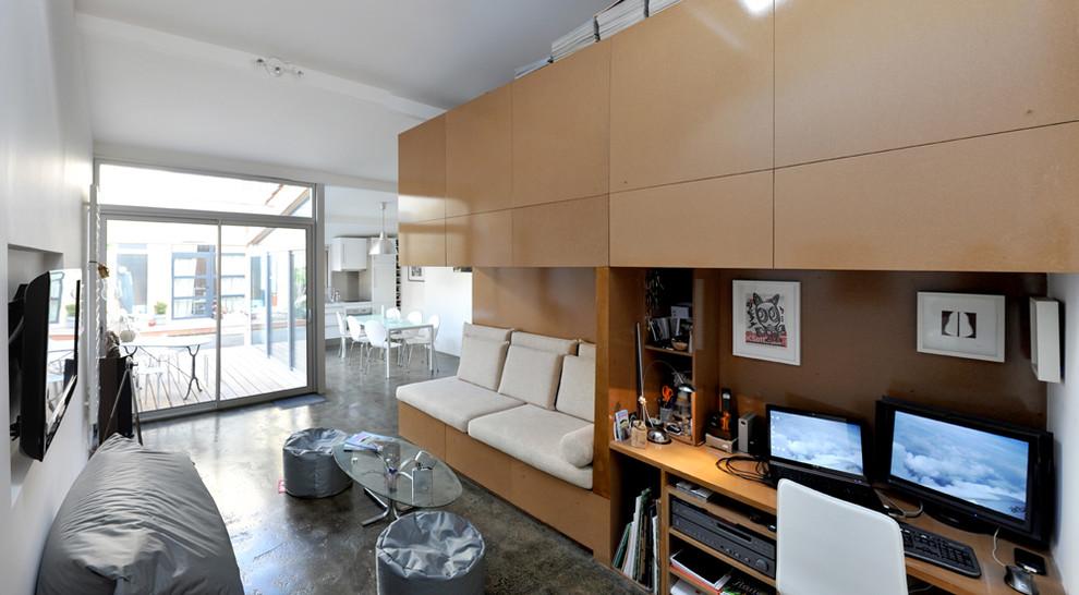Дизайн интерьера крошечного дома
