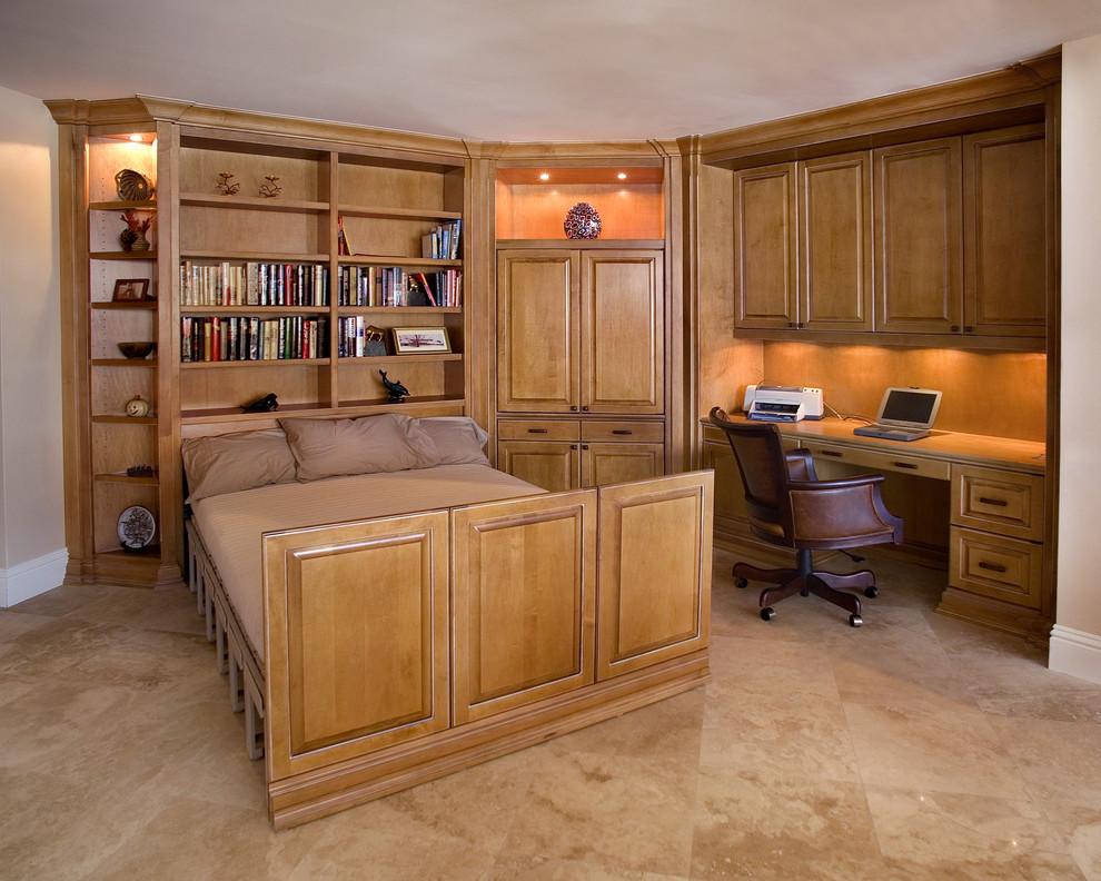 Кровать Murphy в кабинете