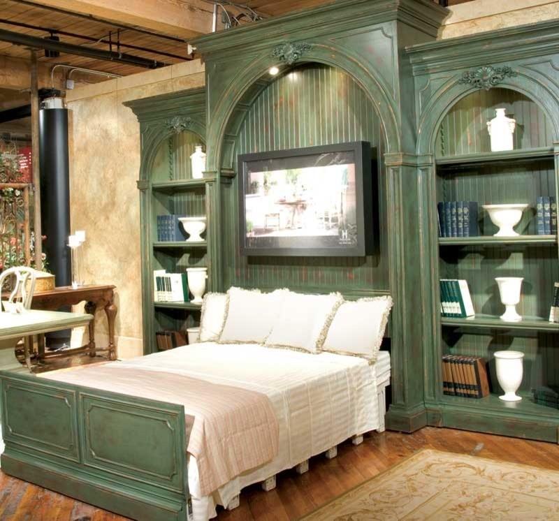 Кровать Murphy в классическом стиле