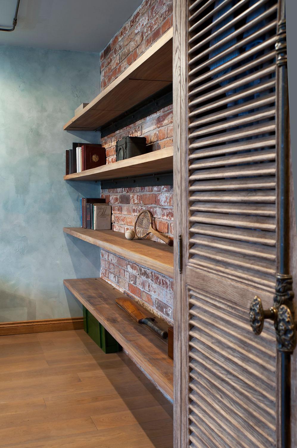 Мебель в стиле лофт : простые идеи для изготовления своими руками 46