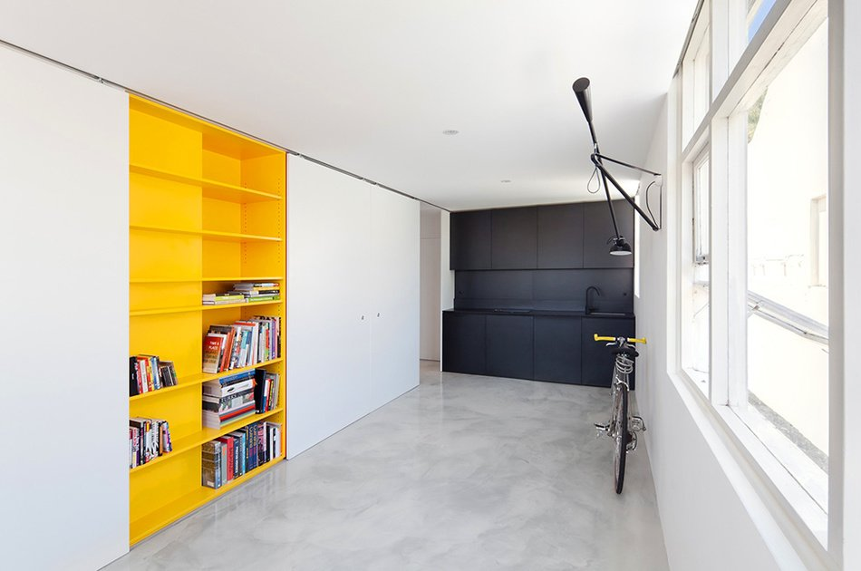 Уникальная квартира по авторскому проекту в Сиднее