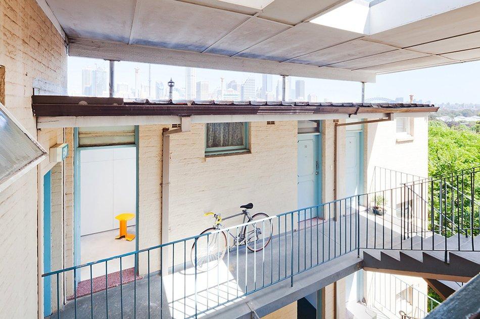 Внешний вид дома в Сиднее