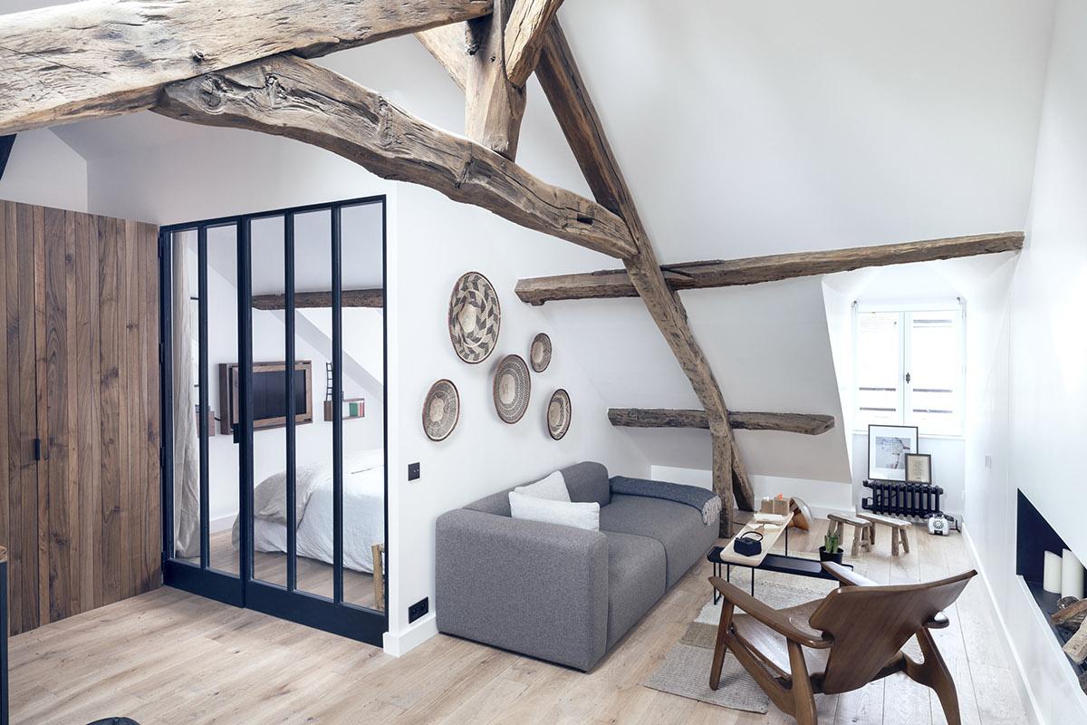 Дизайн интерьера квартиры во французском стиле