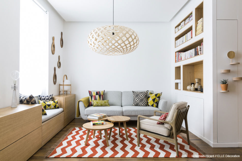 Квартира во французском стиле