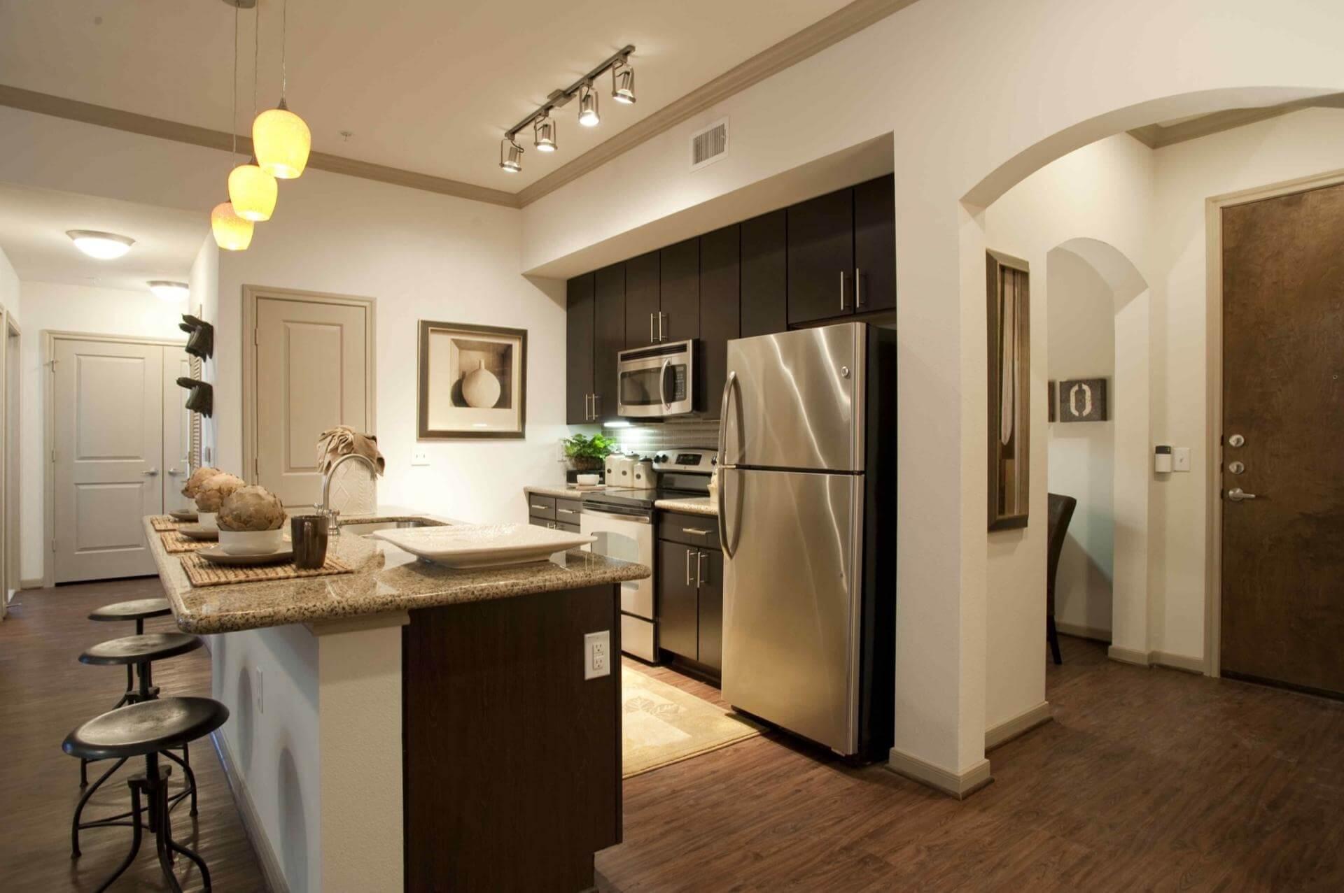 Интерьер квартиры в The Heights - фото 3