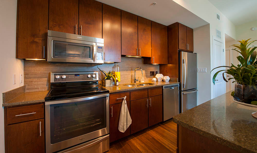Интерьер квартиры в Uptown - фото 3