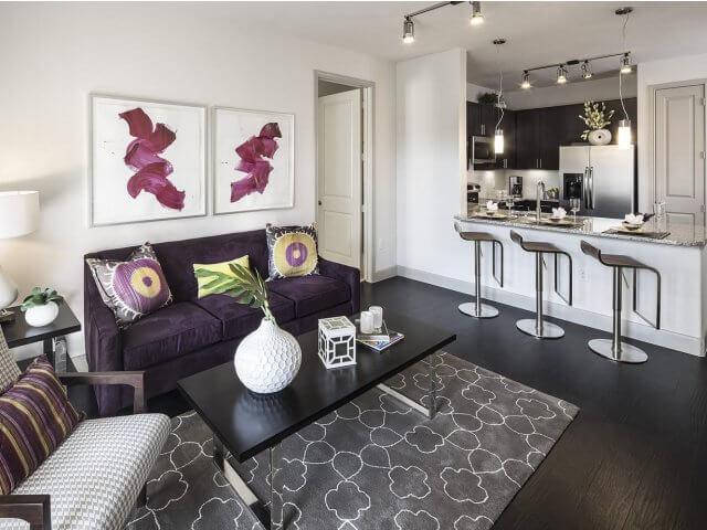 Интерьер квартиры в Montrose - фото 3