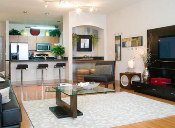Интерьер квартиры в Westchase District - фото 2