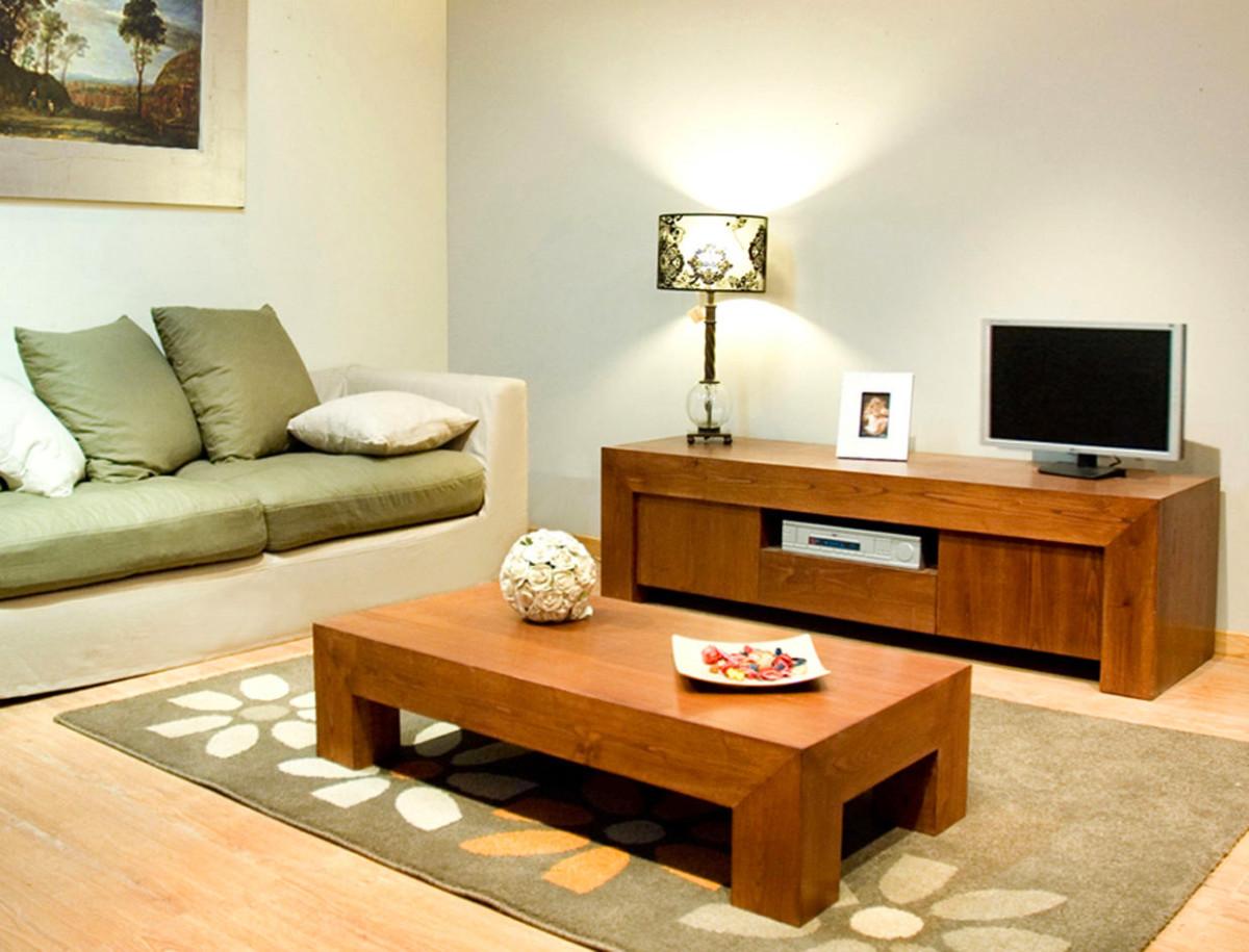Мебель в стиле минимализм в гостиной