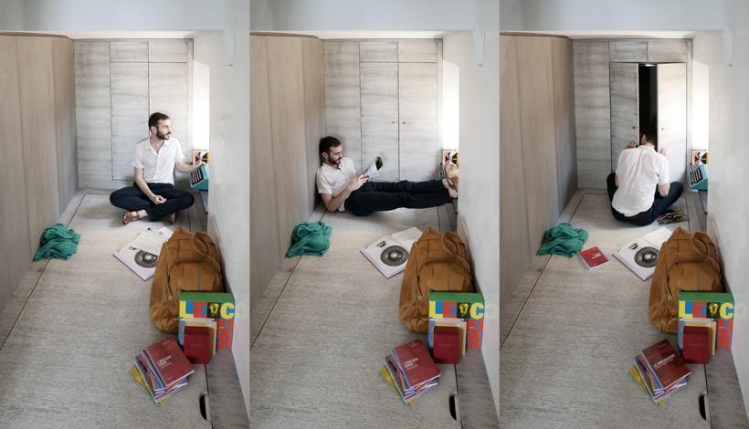 Детская маленькой квартиры-студии