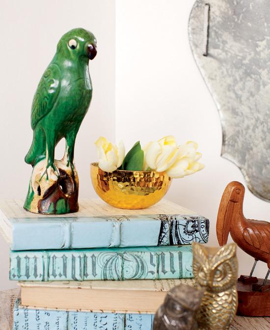 Элемент декора - птицы