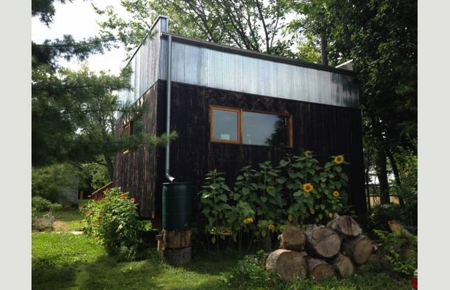 Маленький экономный дом: будущий офис