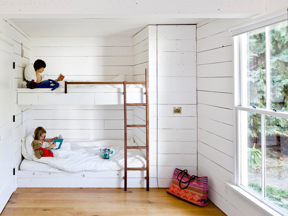 Детская в маленьком уютном доме