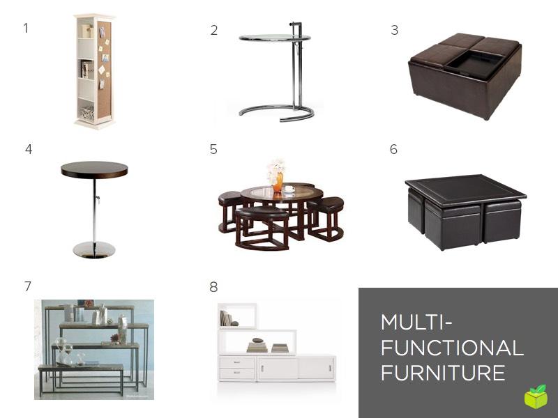 Многофункциональная мебель