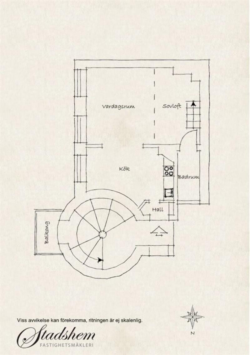 Планировка небольшой квартиры