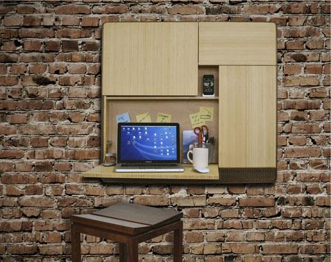 Складная мебель для маленькой комнаты