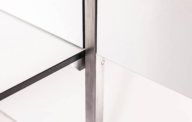 Мебель для узкой кухни - фото 2