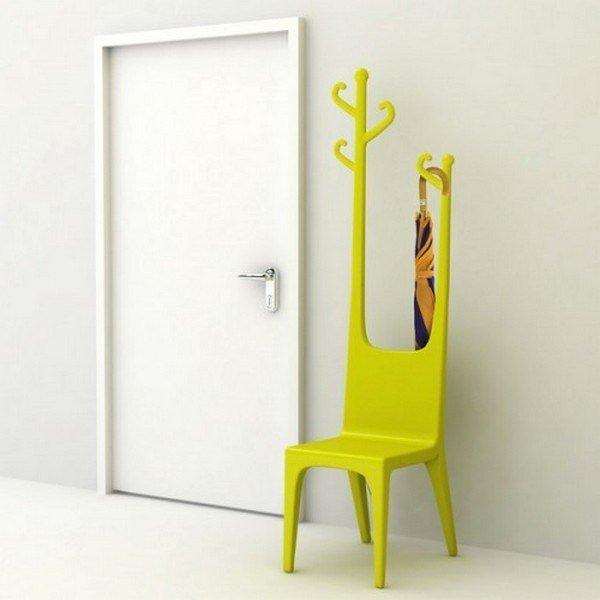 Стул-вешалка от дизайн-студии Baita Design, Бразилия
