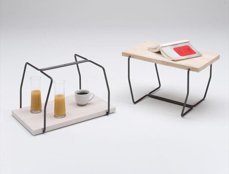 Столик-перевертыш от Maisonnette Simone Simonelli, Италия