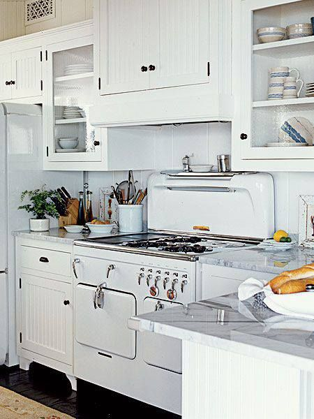 Бытовая техника для кухни в стиле ретро