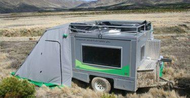 Мини-дом на колесах из Новой Зеландии