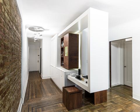 Раскладная мебель для маленькой квартиры