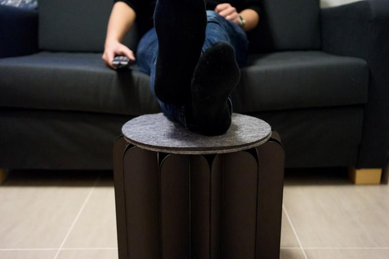 Подставка для ног Bookniture