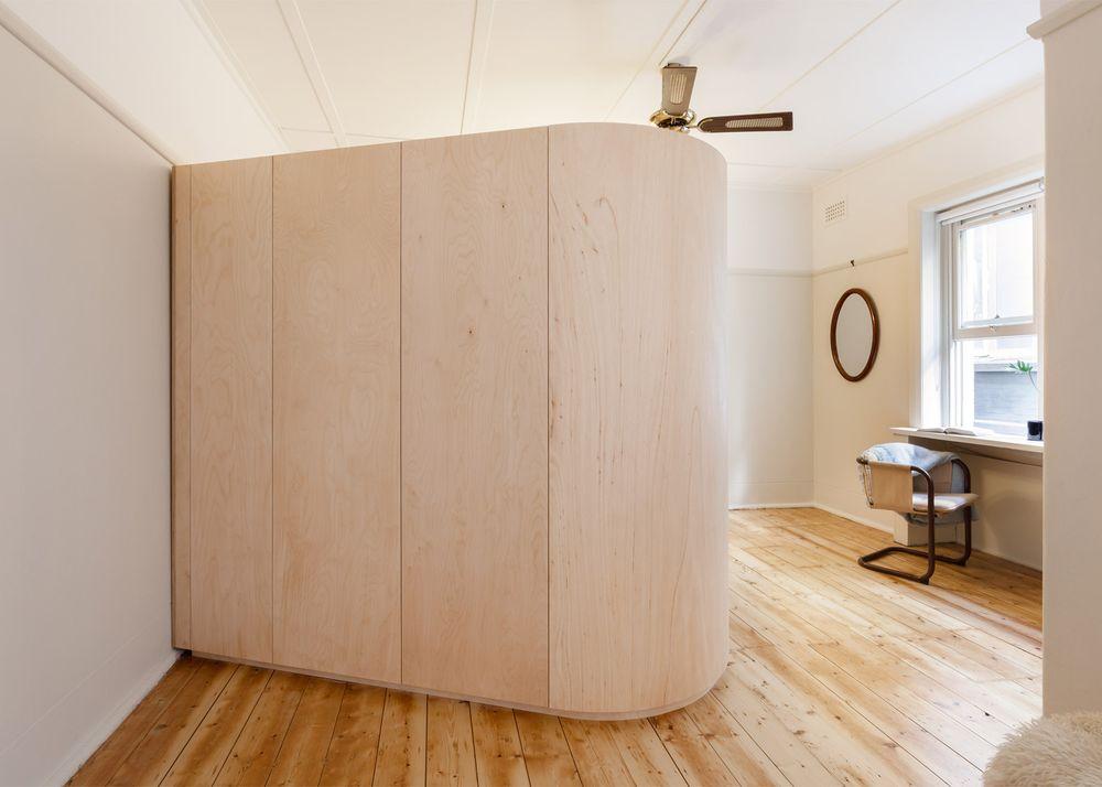 Многоцелевая мебель в квартире