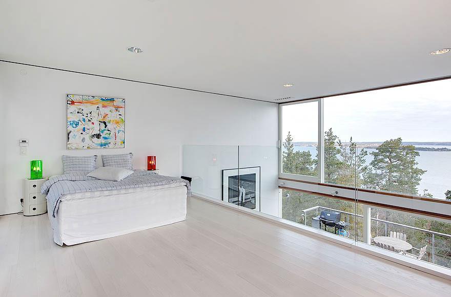 Двухуровневый интерьер: уникальное оформление комнаты