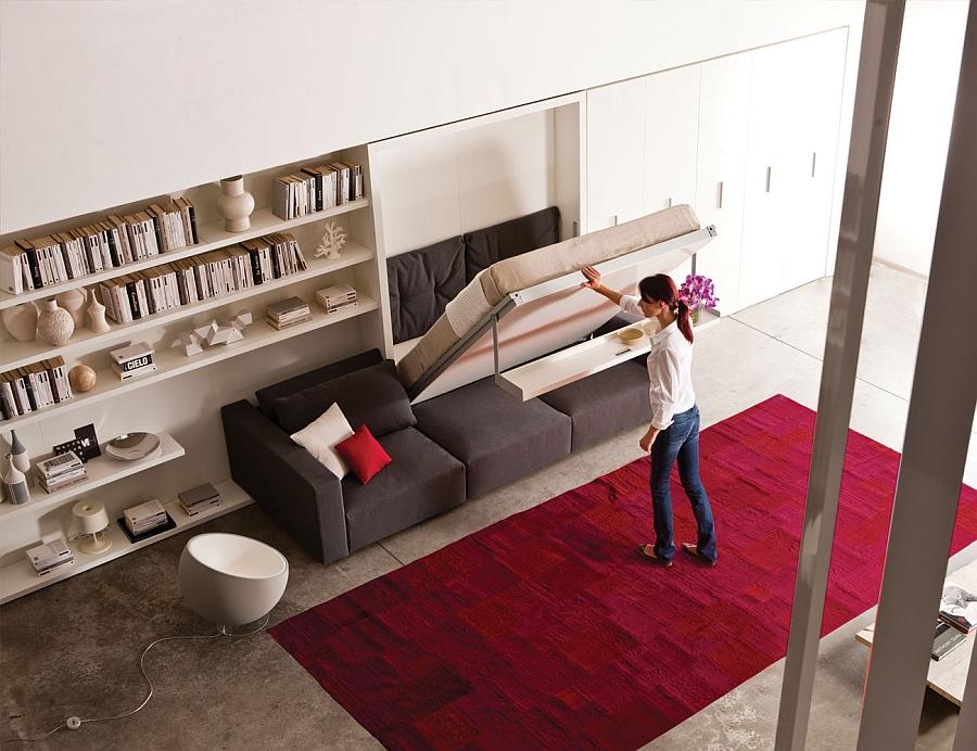 Раскладной диван-кровать от Anima Domus