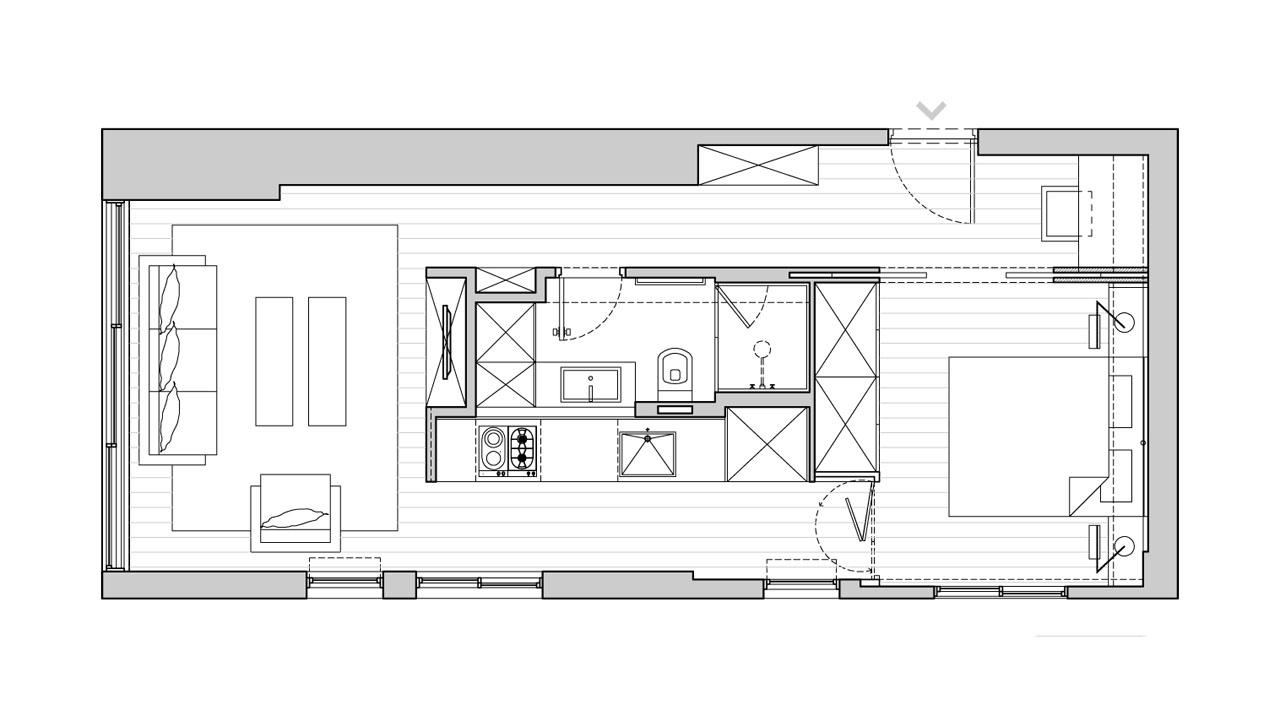 Современный дизайн обоев в спальне