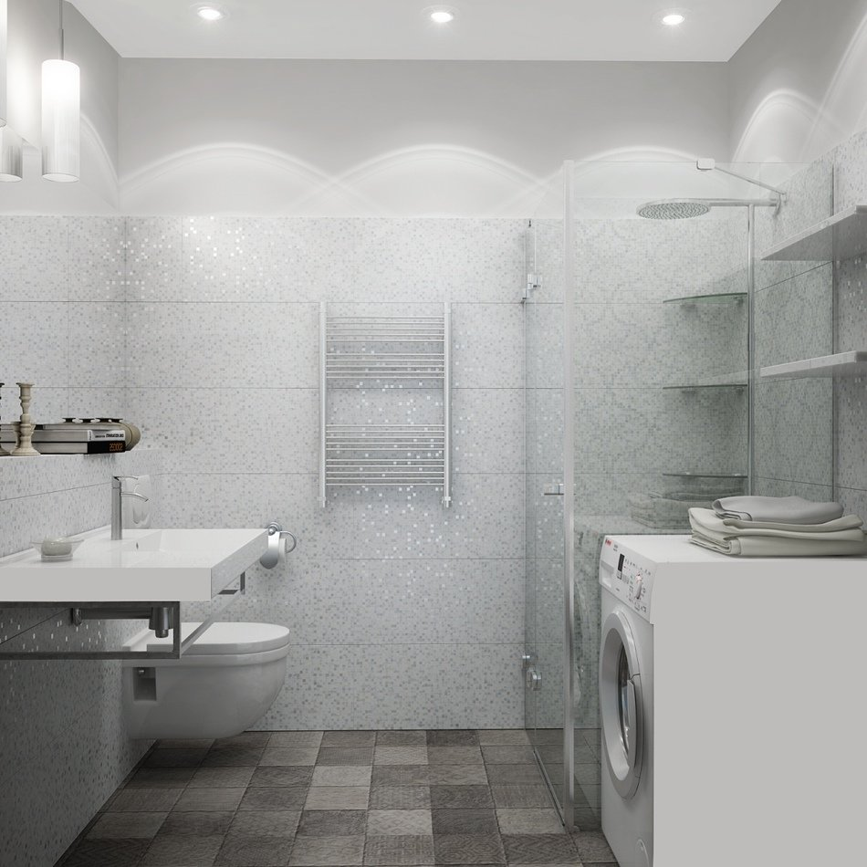 Маленькая комната высокий потолок дизайн