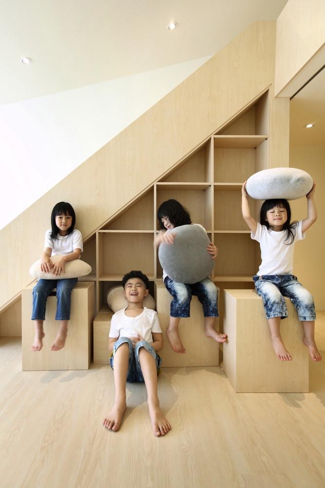 Трансформируемая мебель в детской