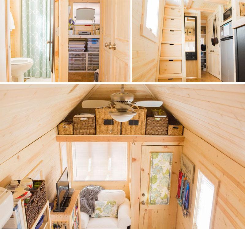 Необычный маленький дом от Lora Higgins - фото 2